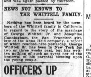 1904_Oct11_SFChronicleNewsNotKnownofMarriage