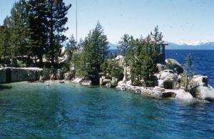 Full lagoon